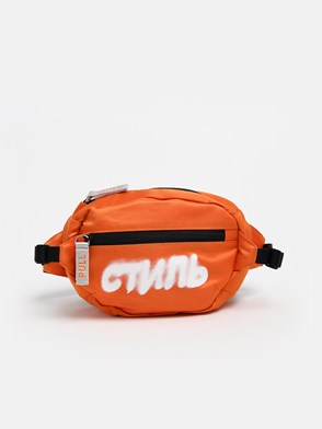 HERON PRESTON - ORANGE FANNY PACK