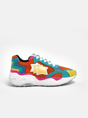 ATLANTIC STARS - MULTICOLOR LIBRA SNEAKERS