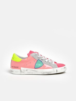 PHILIPPE MODEL - MULTICOLOR PRSX DKF01 SNEAKERS