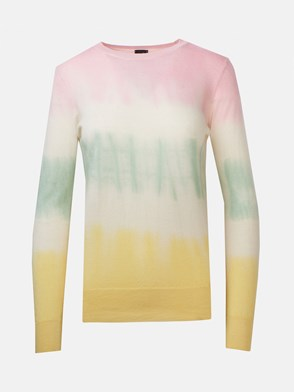 PINKO - MULTICOLOR ILE DE FRANCE SWEATER