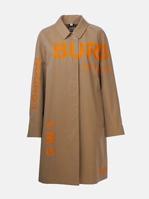 BURBERRY - BEIGE ANTONIA TRENCH COAT