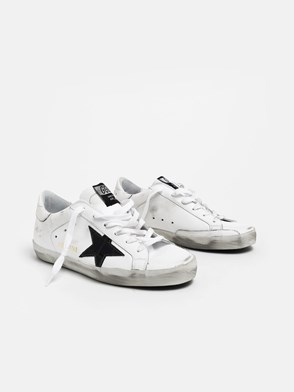 GOLDEN GOOSE DELUXE BRAND - WHITE SNEAKERS