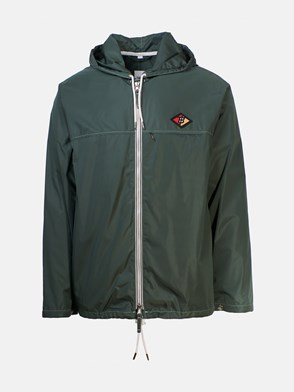 BURBERRY - GREEN COMPTON JACKET