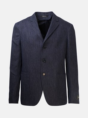 Z ZEGNA - BLUE DROP 8 BLAZER