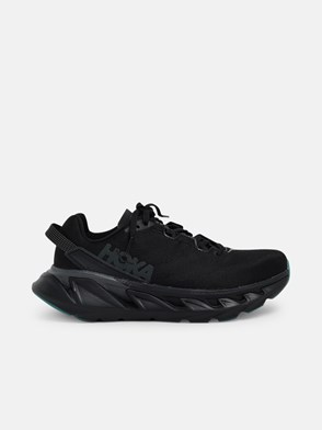 HOKA ONE ONE - BLACK ELEVON 2 SNEAKERS