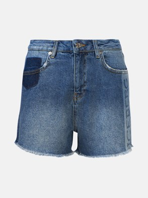 ICEBERG - BLUE SHORTS