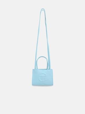 TELFAR - SMALL LIGHT BLUE BAG