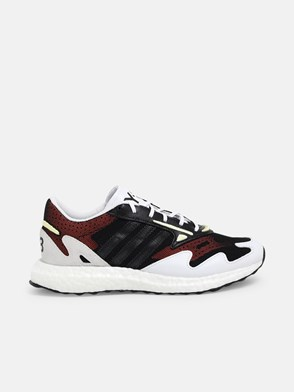 Y-3 - BLACK RHISU RUN SNEAKERS