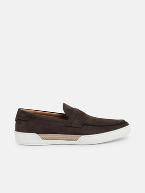 TOD'S - MOCASSINO MARRONE