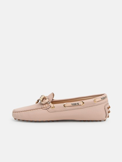 TOD'S PINK LOAFERS - COD. XXW0FW0DB30 5J1      M030