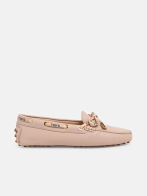 TOD'S - PINK LOAFERS