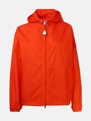MONCLER - RED ALEXANDRITE JACKET