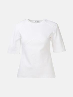MAX MARA - WHITE T-SHIRT
