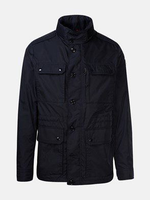 MONCLER - BLUE LEZ JACKET