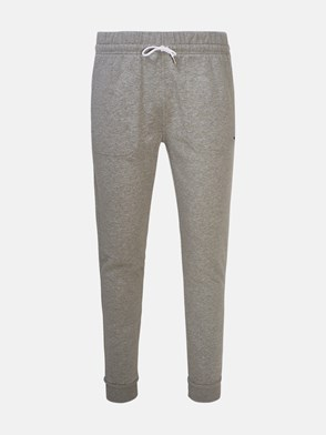 MAISON KITSUNE' - GREY JOGGING PANTS