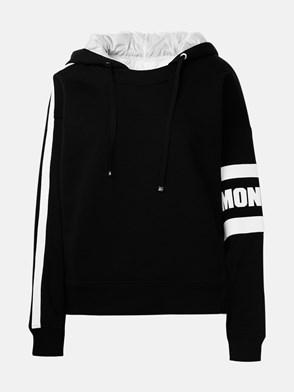 MONCLER - BLACK HOODIE