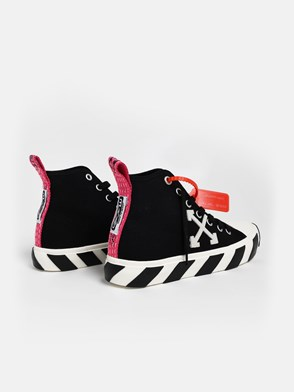 OFF WHITE - SNEAKER MID TOP NERA