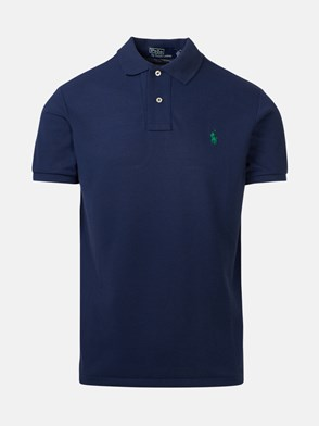 POLO RALPH LAUREN - POLO RECYCLED BLU