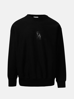 ARIES - BLACK PREMIUM TEMPLE SWEATSHIRT