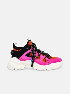 McQ BY ALEXANDER MCQUEEN - SNEAKER ORBYT ROSA