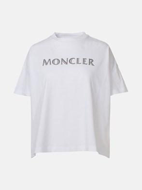 MONCLER - WHITE T-SHIRT