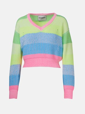 ICEBERG - MULTICOLOR SWEATER