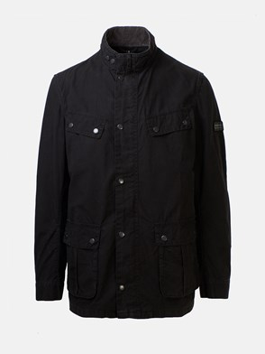BARBOUR - BLACK JACKET