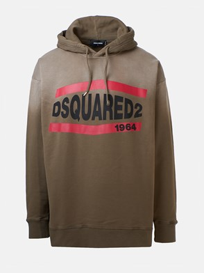 DSQUARED2 - BEIGE SWEATSHIRT