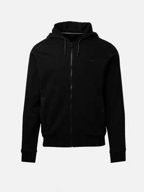 Z ZEGNA - BLACK SWEATSHIRT
