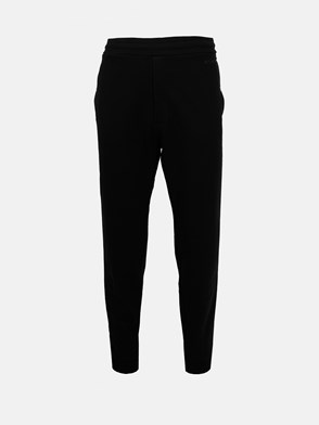 Z ZEGNA - BLACK JOGGING PANTS