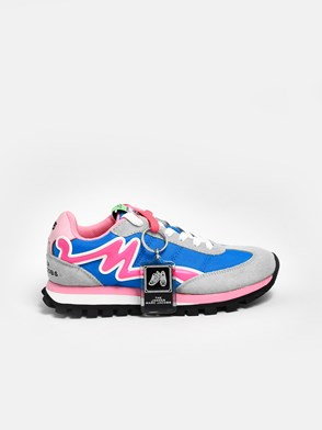 THE MARC JACOBS - SNEAKER THE JOGGER MULTICOLORE
