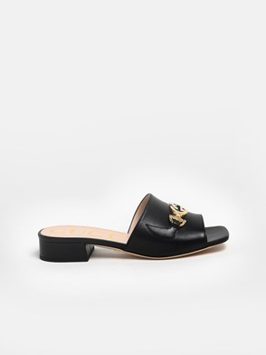 GUCCI - BLACK ZUMI 25 SLIDES