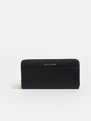 MICHAEL MICHAEL KORS - BLACK ICON WALLET