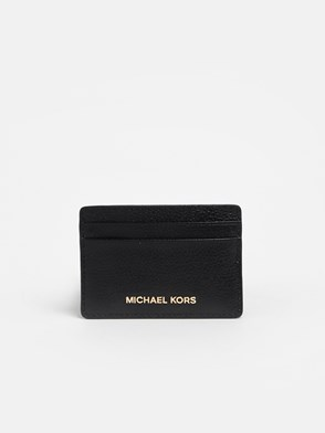 MICHAEL MICHAEL KORS - BLACK CARD HOLDER