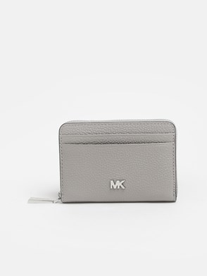 MICHAEL MICHAEL KORS - GREY WALLET