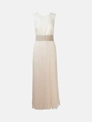 PESERICO - BEIGE DRESS