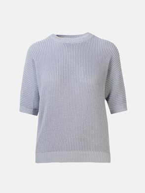 Peserico - LIGHT BLUE SWEATER