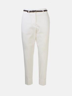 PESERICO - WHITE PANTS