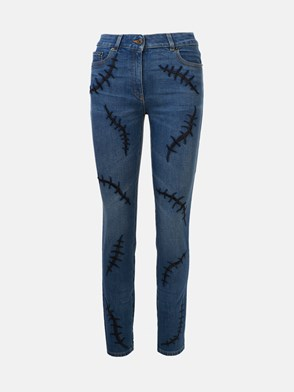 MOSCHINO - BLUE JEANS
