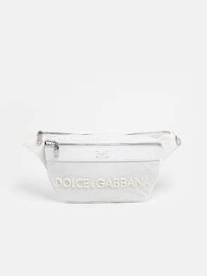 DOLCE & GABBANA - WHITE FANNY PACK