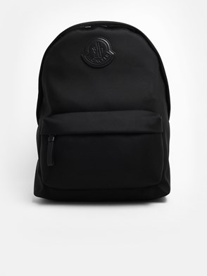 MONCLER - BLACK PERRICK BACKPACK