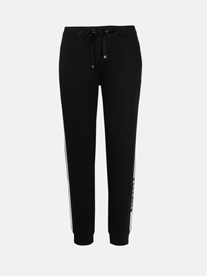 MONCLER - BLACK JOGGING PANTS