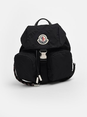 MONCLER - BLACK MINI DAUPHINE CROSSBODY BACKPACK