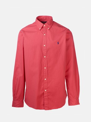 POLO RALPH LAUREN - RED SHIRT