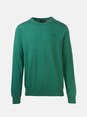 POLO RALPH LAUREN - GREEN SWEATER