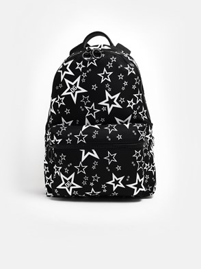 DOLCE & GABBANA - BLACK STARS BACKPACK
