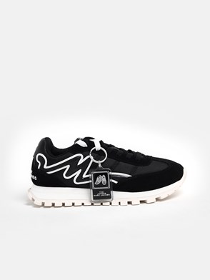 MARC JACOBS (THE) - SNEAKER THE JOGGER NERA