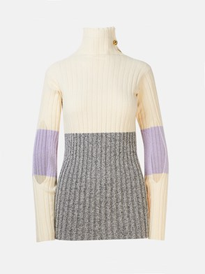 MONCLER GENIUS - MULTICOLOR TURTLENECK