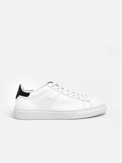 SNEAKERS H365 TAL.NERO BIANCHE