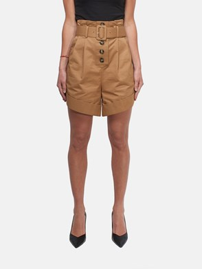 SELF PORTRAIT - SHORTS BEIGE